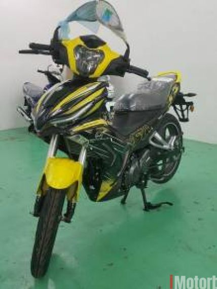 2017 BENELLI RFS150I - (apply online)- IC ONLY