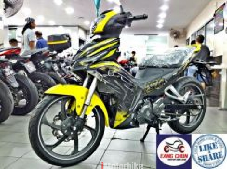 2017 Benelli Year End Sales Benelli RFS150i Apply On9