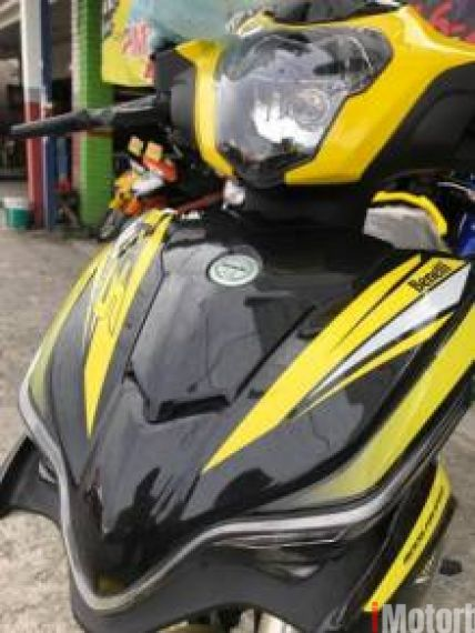 2018 BENELLI RFS150I -apply online -ic only
