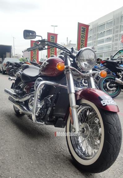 2009 Kawasaki Vulcan 900 VN900 '09