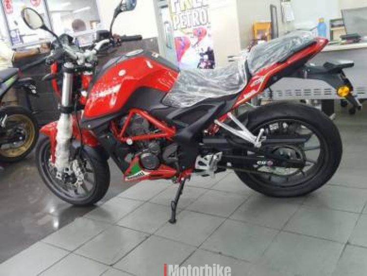 2017 Benelli TNT25 - TNT 25 Year End Sales- Offer
