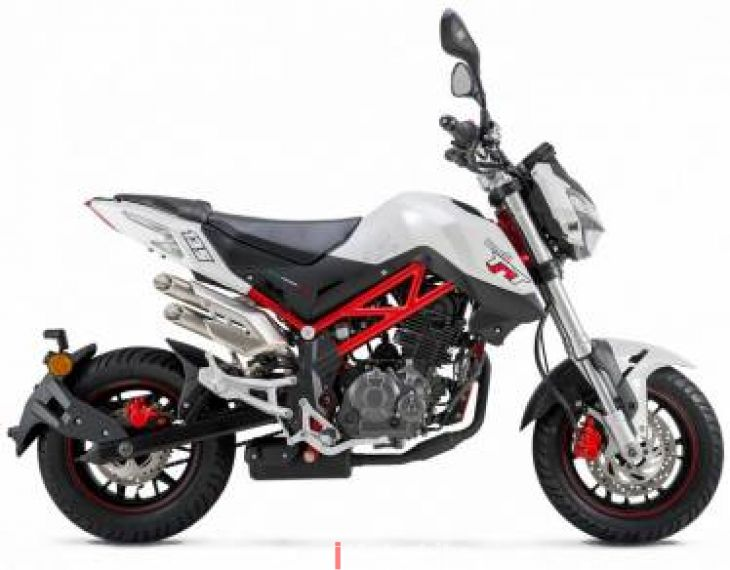 2017 Benelli tnt135 new with 3x servis