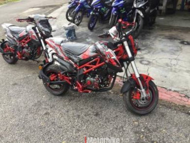 2018 Benelli TNT 135, RM9,888 - Red Benelli, New Benelli Motorcycles,  Benelli Sungai Jawi | imotorbike my