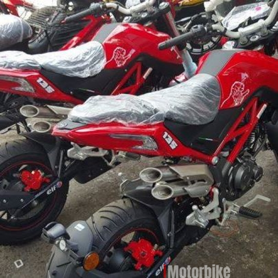 2017 Benelli TNT 135, RM8,900 - Red Benelli, New Benelli Motorcycles,  Benelli Kedah | imotorbike my