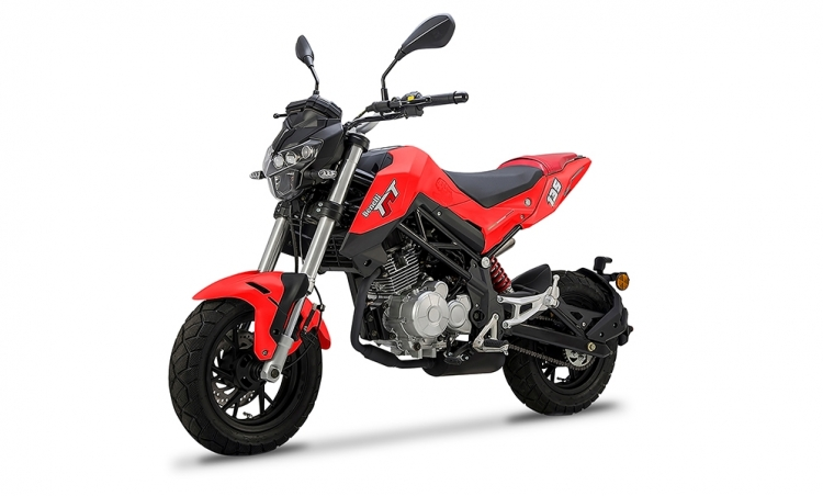 2017 Benelli TNT 135, RM688 - Red Benelli, New Benelli Motorcycles, Benelli  Penang | imotorbike my