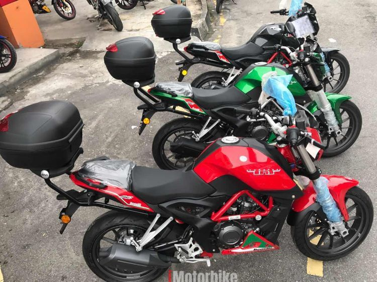 2018 Benelli TNT 250, RM11,990, New Benelli Motorcycles