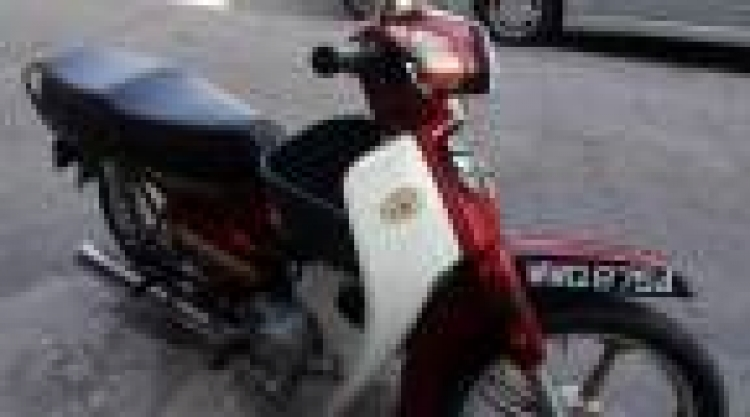 2012 Honda ex 5 dream used (2012)