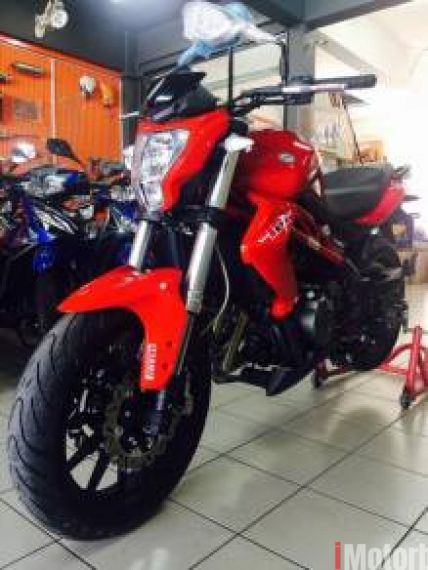 2017 Benelli TNT 300, RM20,988 - Red Benelli, New Benelli Motorcycles,  Benelli Butterworth | imotorbike my