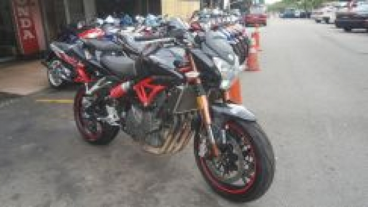 2015 Benelli tnt 600 Tip Top Condition