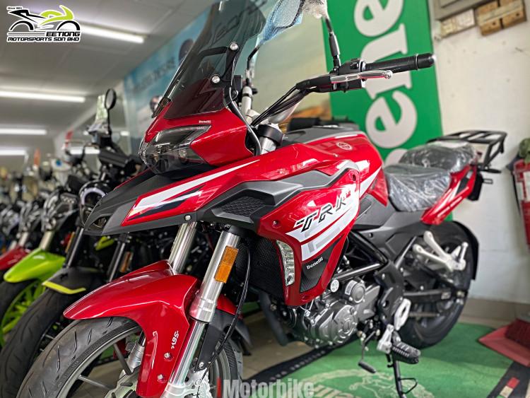 BENELLI TRK251 TRK 251 SE ABS 2021 Last 2 OFFER