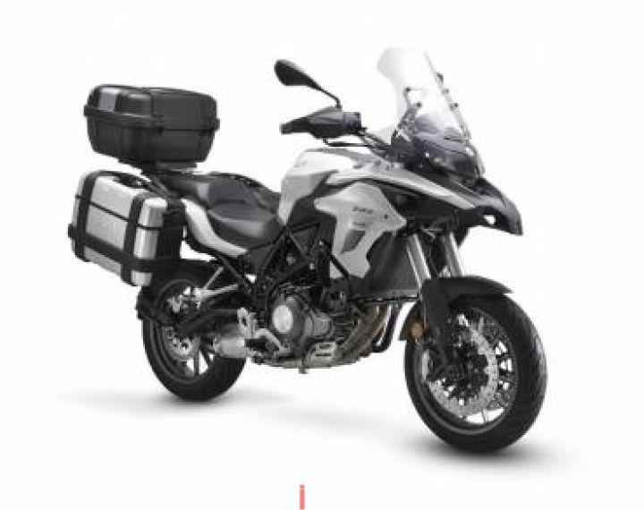 2017 2017 Hock Khoon - Benelli TRK 502