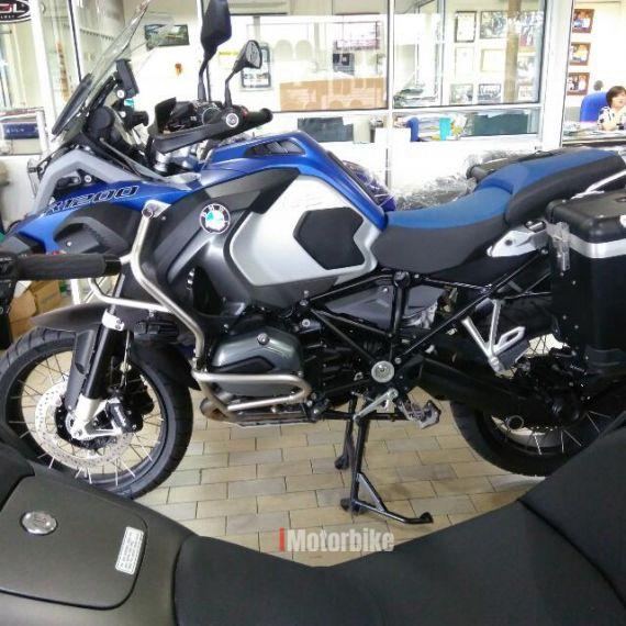 2015 BMW R 1200 GS Adventure, RM98,000 - Blue BMW, Used BMW Motorcycles,  BMW Petaling Jaya | imotorbike my