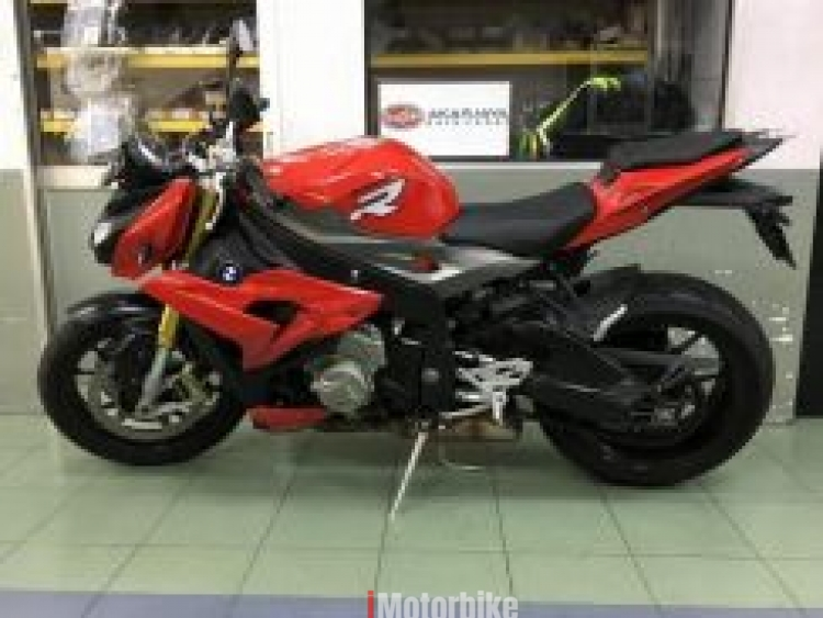 2014 Bmw s1000r s1000 low mileage 2nd hand