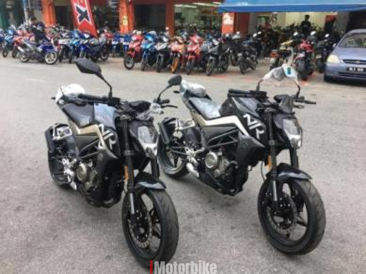 KTNS CFMOTO NK250/250NK (0 downpayment) - Motorcycles for