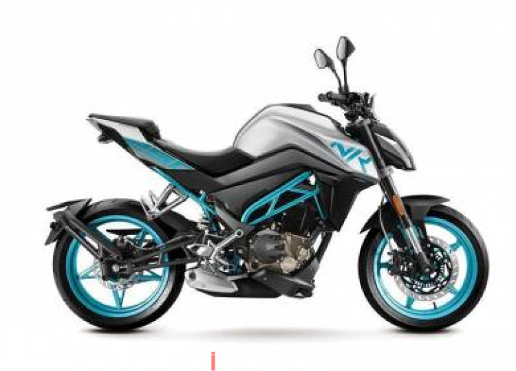 2018 KTNS CFMoto 650MT ABS - new launched
