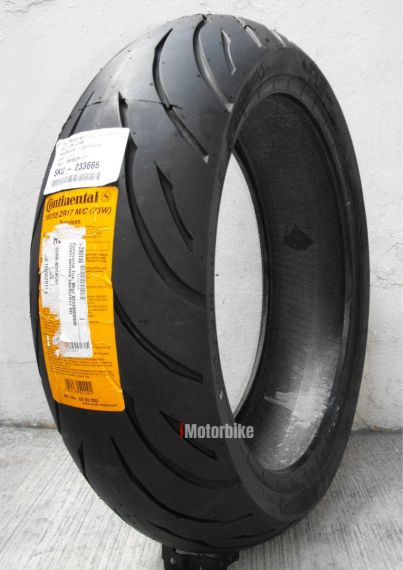 CONTINENTAL CONTIMOTION 180/55-17
