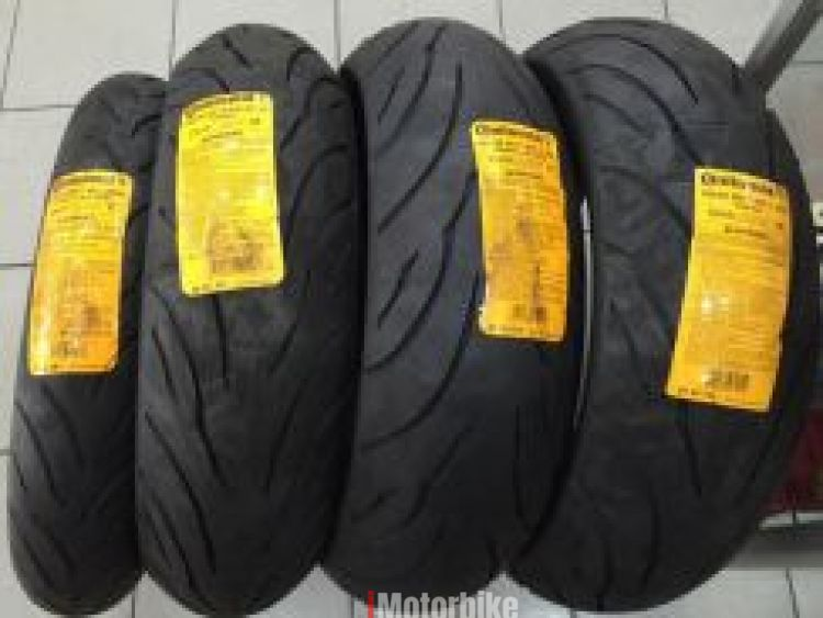 Continental Contimotion 180/55-17 Tyre For Superbike