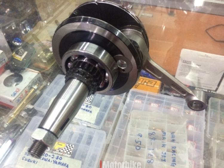 Crankshaft Lc135