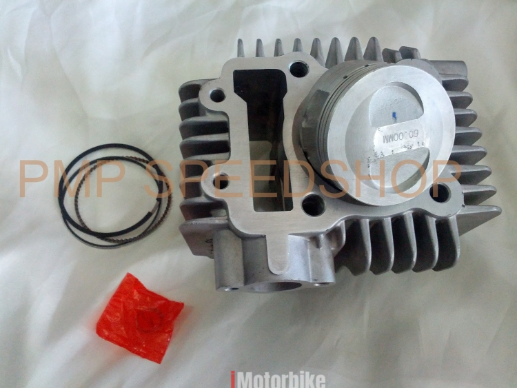 CYLINDER BLOCK KIT 63MM CERAMIC IKK LC135/FZ150/XMAX 125, RM230, Other  Engines & Engine Parts Motorcycles, Kuala Lumpur | imotorbike my