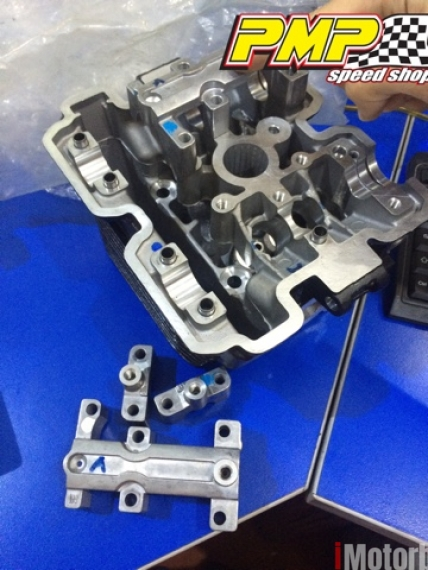 CYLINDER HEAD BELANG 24/21 / RAIDER 150 / R125 / R15 / FZ150 / LC135 /  SNIPER, RM750, Cylinder Heads & Valve Covers Motorcycles, Kuala Lumpur |