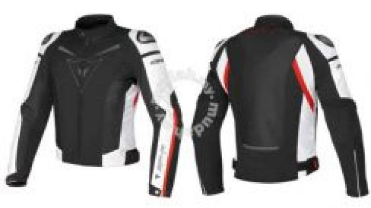 Dainese Super Speed Textile Jacket Size S