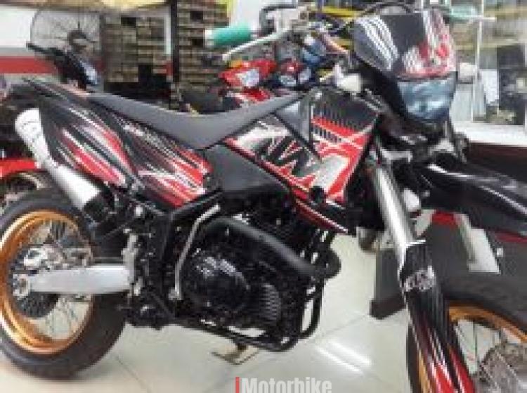 2013 DTM 150cc SuperMotard Ori Std ( Come View )