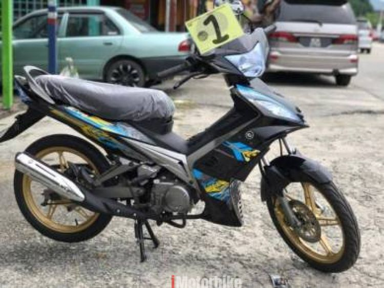 2017 DEMAK EVOZ 110 / LC135 - grand opening - IC Only
