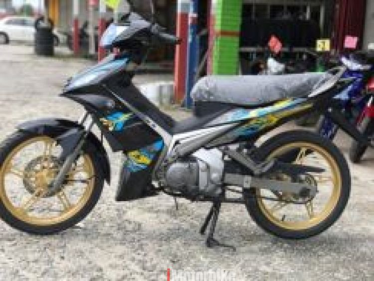 2017 DEMAK EVOZR 110 / LC135 - grand opening - IC Only