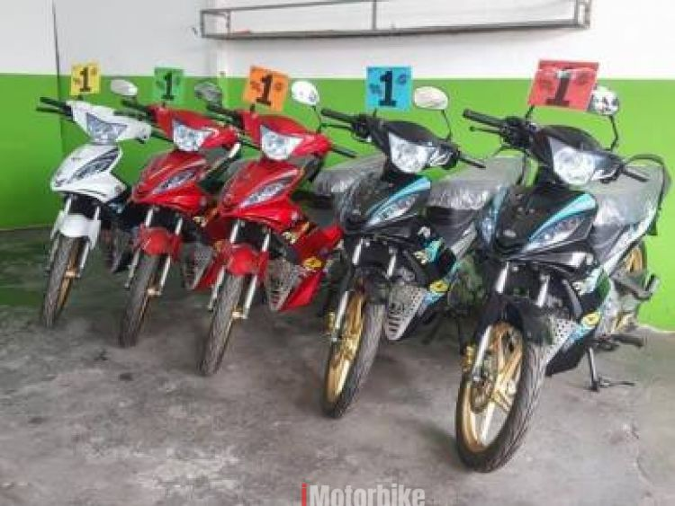 2018 DEMAK EVOZ 110 / LC135 - grand opening - IC Only