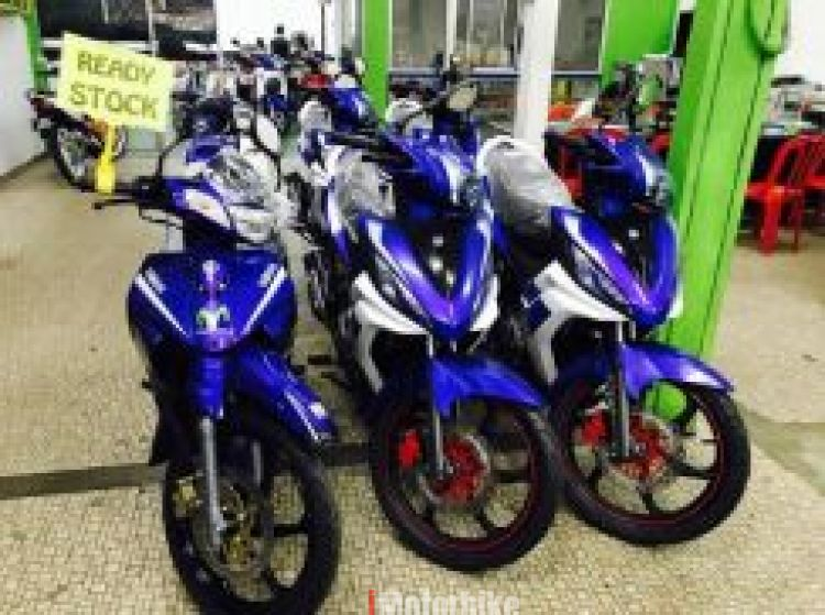 2017 DEMAK EVOZR 125 / LC135 - grand opening - IC Only