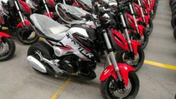 2017 New demak mini scramber - sprinter 125cc