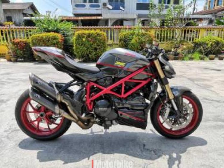 2012 Ducati Street Fighter CBU Carbon All Body