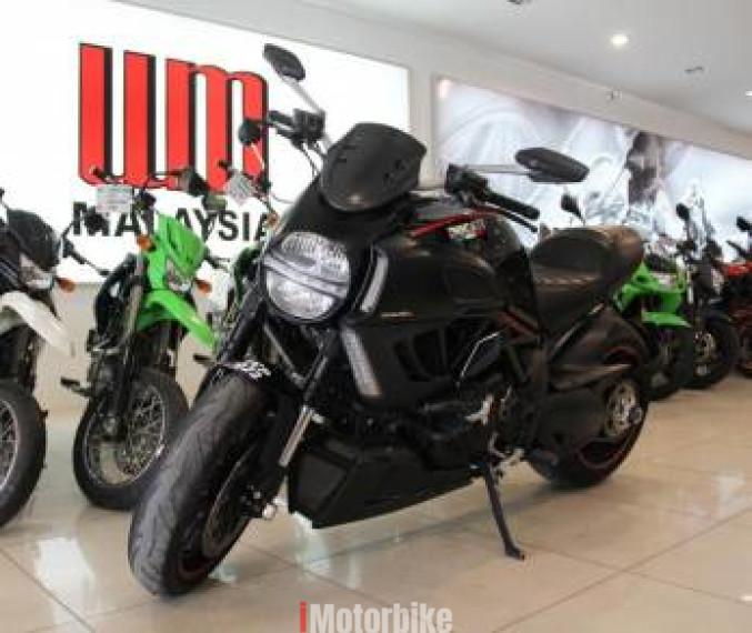 2014 Ducati Diavel 1200