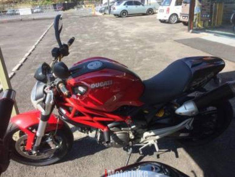2012 Ducati monster 795