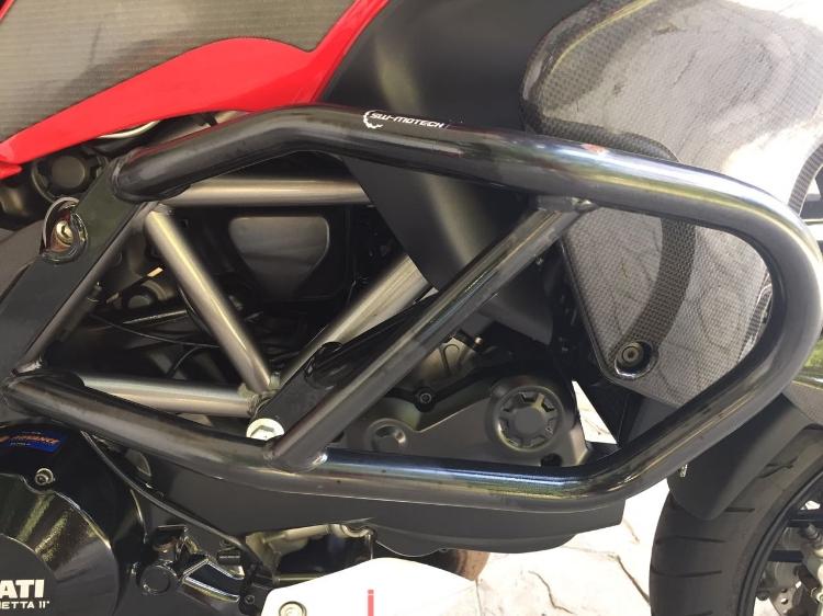 2013 Ducati Multistrada 1200 Skyhook