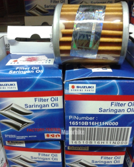 FILTER OIL SHOGUN SUZUKI, RM10, Oil Filters Motorcycles, Johor |  imotorbike my