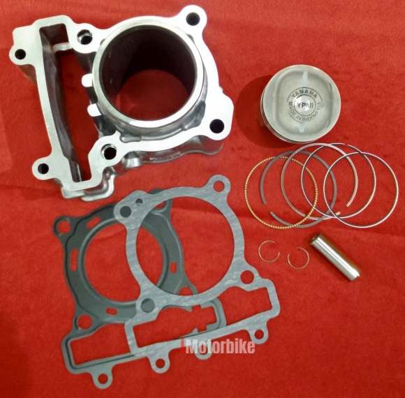 GENUINE BORE KIT YAMAHA VXION 150CC for EXCITER 150 / XMAX 125 / WR125 /  XCITY 125 / R15, RM280, Big Bore & Top End Kits Motorcycles, Kuala Lumpur |