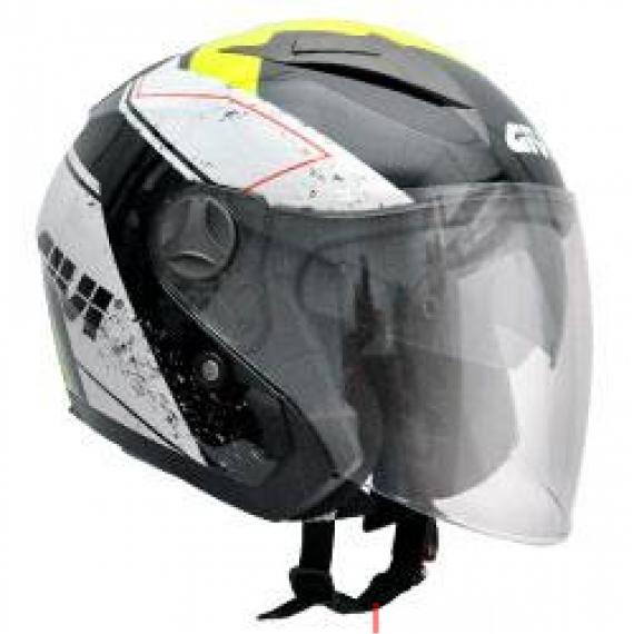 Givi M30.2 Presto Graphic Racing - DV XL