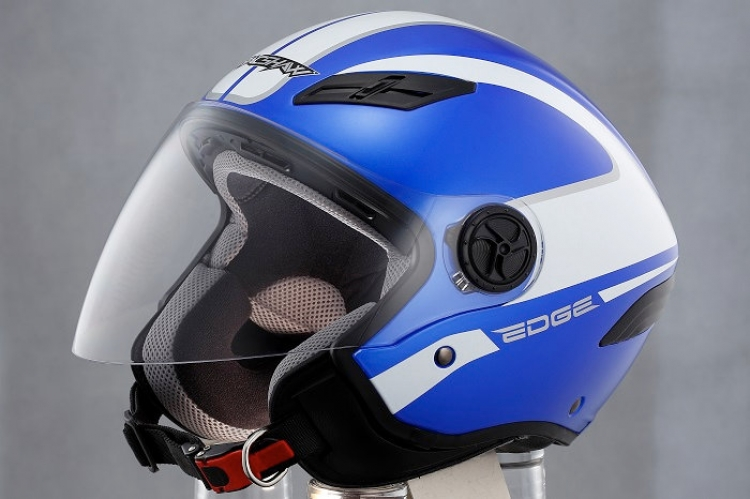 Gracshaw Helmet G 666 EDGE Blue/Yellow