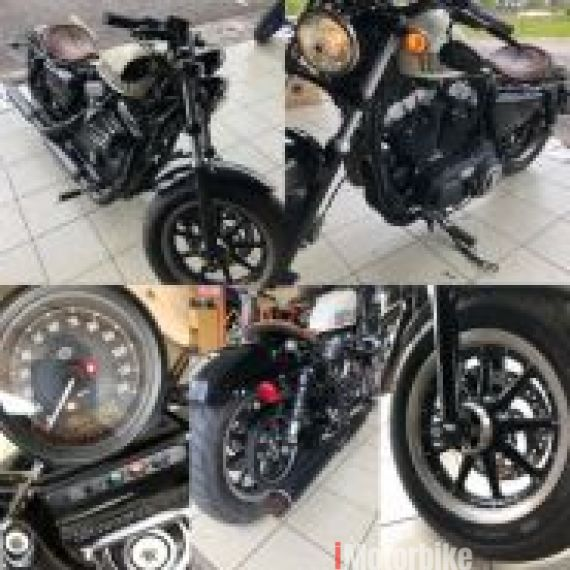 2014 Preowned Harley Davidson Forty-Eight (Us spec)
