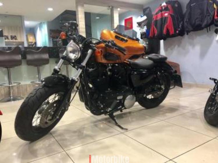 2017 2017 Harley Davidson Sportster 48 Forty Eight 1200
