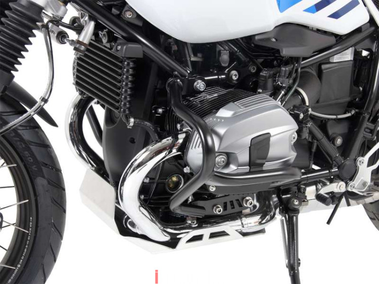 ENGINE GUARD, BLACK for BMW R NINE T URBAN G/S (2017>)   Engine Guards  Motorcycles iMotorbike Malaysia