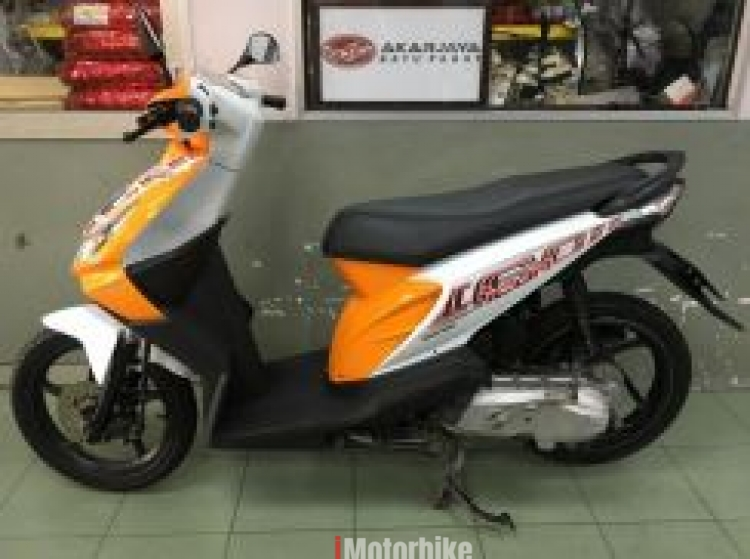 2009 HONDA ICON 110 2nd hand
