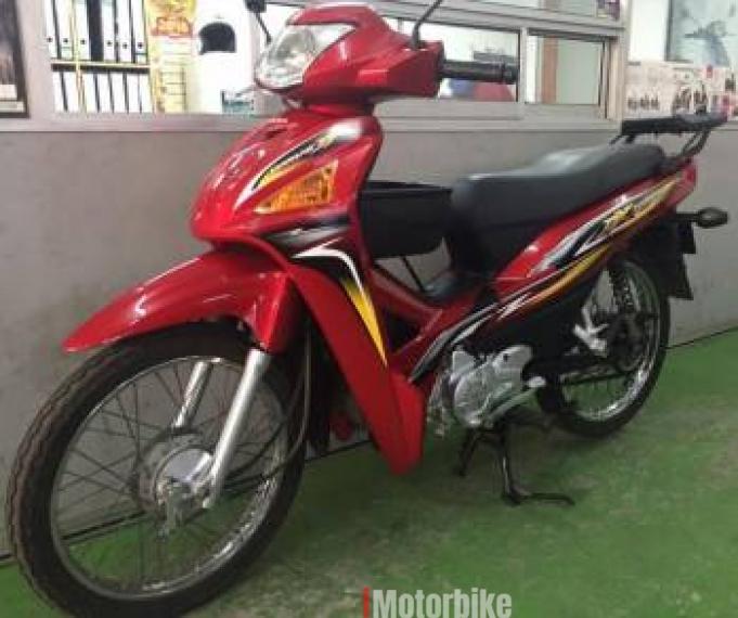 2013 Honda Dx 110-13
