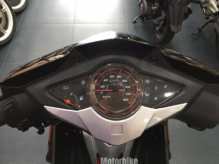 2016 Honda Wave Dash 110  (1Owner Used/Tip Top Condition)