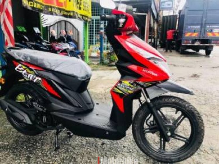 2018 HONDA BEAT 110 FI - grand opening - IC ONLY