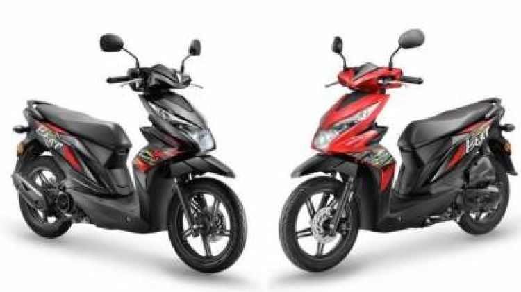 2018 Honda beat 110 fuel injection 2018 scooter
