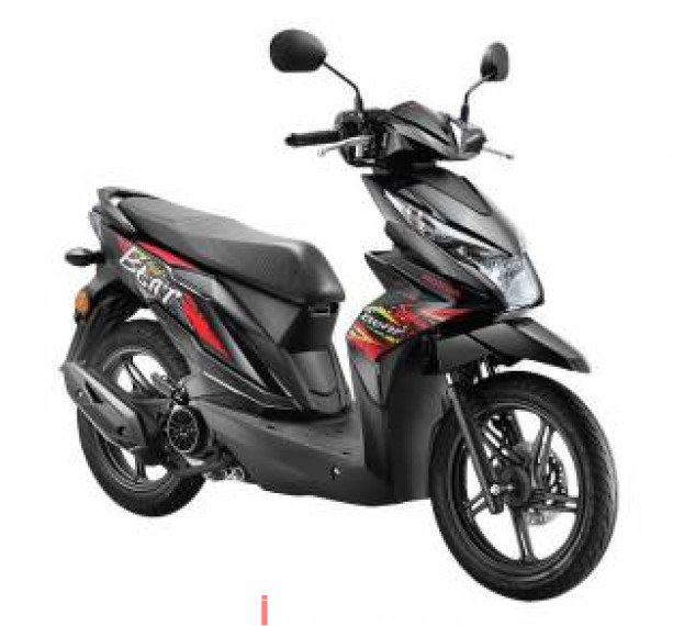 2018 Honda Beat 110 -New color- Special