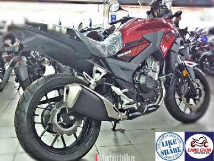 2018 2018 - Latest Cb500 cb 500x - Fb: Eang Chun Motor
