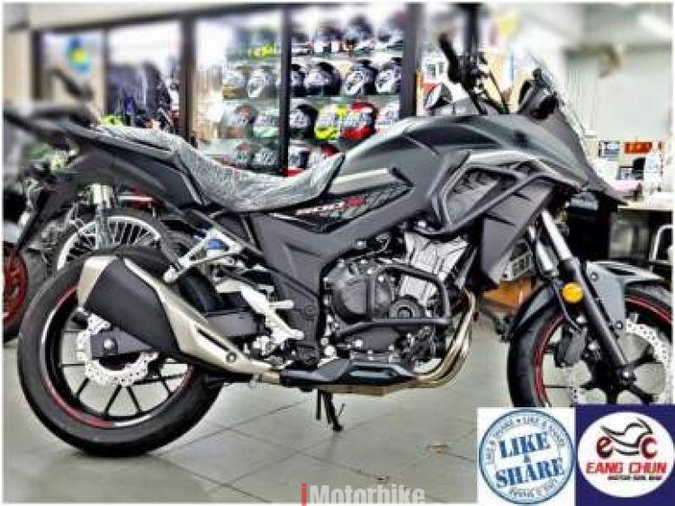 2018 CB500X Honda CB 500 X 500x New Color 2018